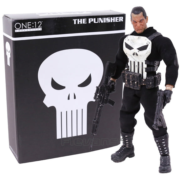 MEZCO The Punisher