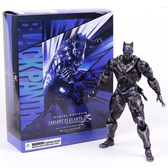 Paly Arts KAI Marvel Universe Black Panther