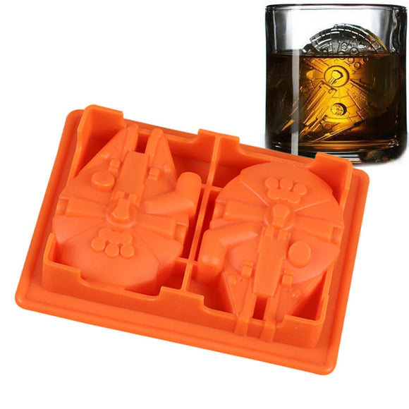 Star Wars Millenium Falcon Ice Cubes