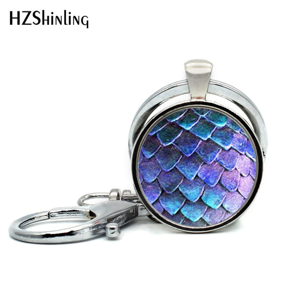 Game of Thrones Dragon Egg Key Chain