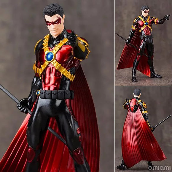 Red Robin ARTFX+ DC Action Figure 52th Ver. Red Robin Doll PVC Action Figure Collectible Model Toy 18cm KT3517