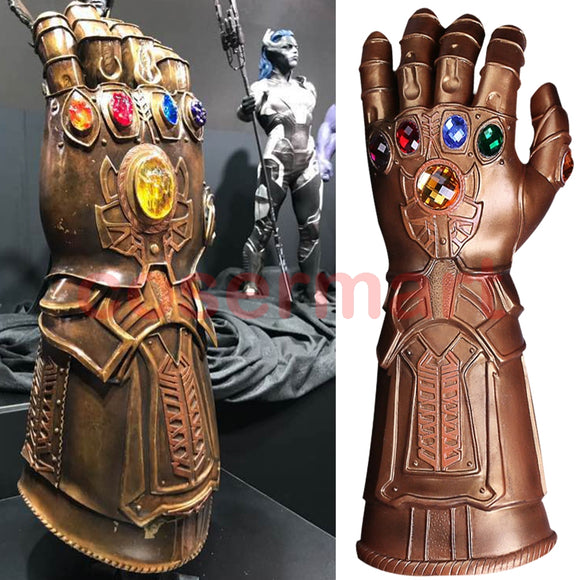 Thanos infinity gauntlet with infinity stones