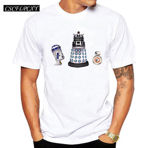 Not the Droid We're Looking For DR WHO t-shirt