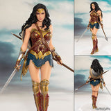 wonder woman artfx figure justice league