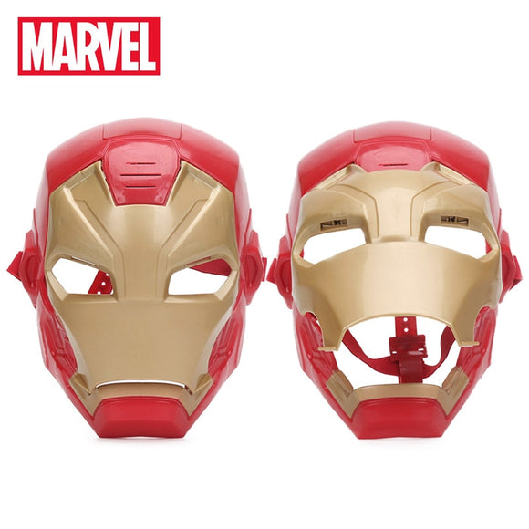 Iron Man Tech FX Mask Lights Phrases  Full Face Mask Hasbro Marvel Toys