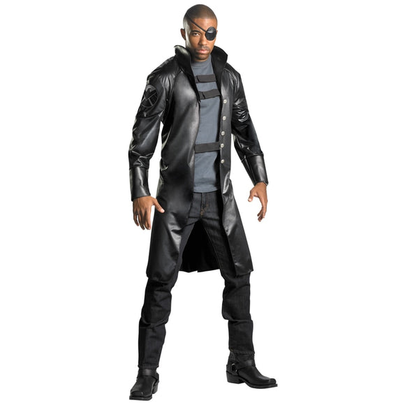 Nick Fury Costume Adult