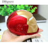 Iron man Bluetooth speaker with mic for calls