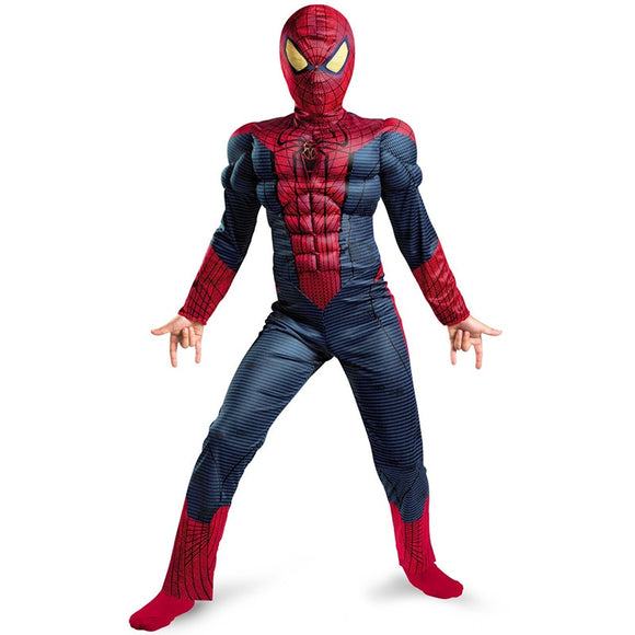 kids Amazing Spiderman Costume