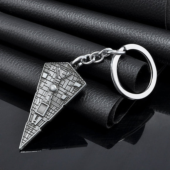 Star Wars star destroyer Keychain