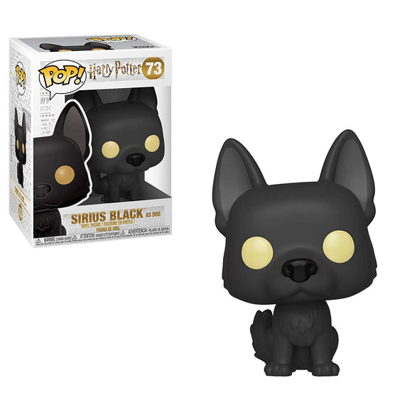 Official Funko pop Harry Potter - Sirius As Dog Vinyl Action Figure Collectible Model Toy with Original Box