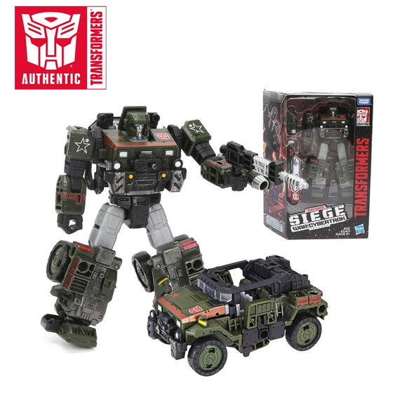 Transformers Siege , Hound And Megatron