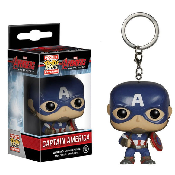 POP Key chain Captain America The Avengers