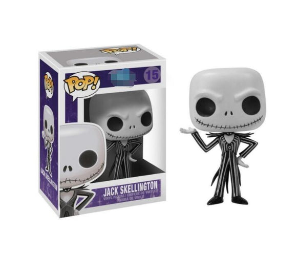 POP JACK SKELLINGTON 15#
