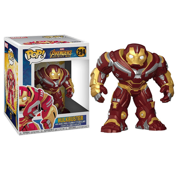 POP The Marvel Avengers 3: Infinity War Hulkbuster 294#
