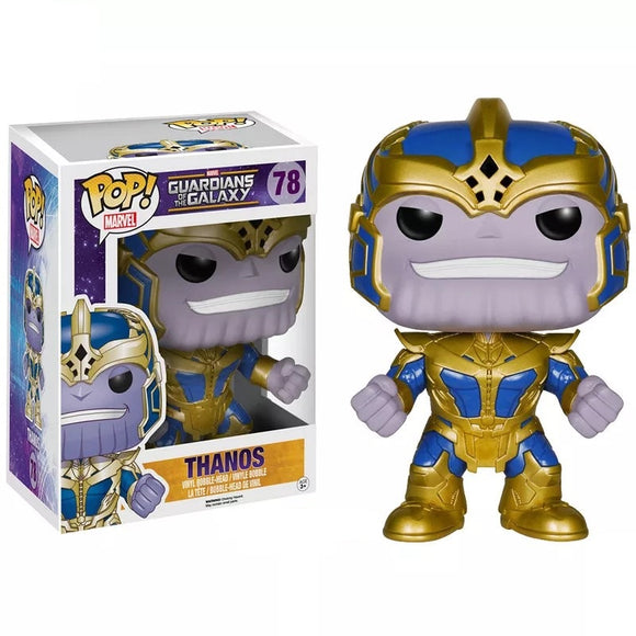 POP Marvel Guardians of the Galaxy 2 THANOS 78#