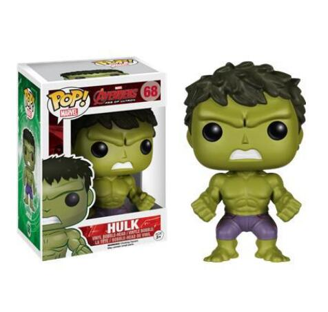 pop Marvel: Avengers Hulk 68#