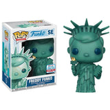 pop Freddy Statue Of Liberty Action Figure Anime Model