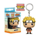 POP Pocket Pop Key chain Amine Dragon Ball Super Saiyan GOKU Action Figure Models