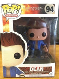 Pop TV: Supernatural Castiel 95# or Supernatural Dean 94#