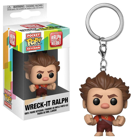 FUNKO POP Wreck-It Ralphkey chain
