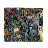 Mouse Pad comic print