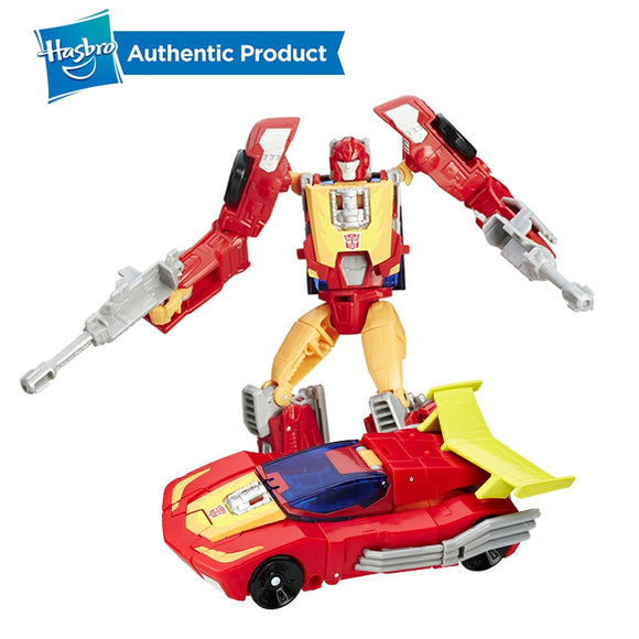 Hasbro Transformers Hot Rod and Firedrive