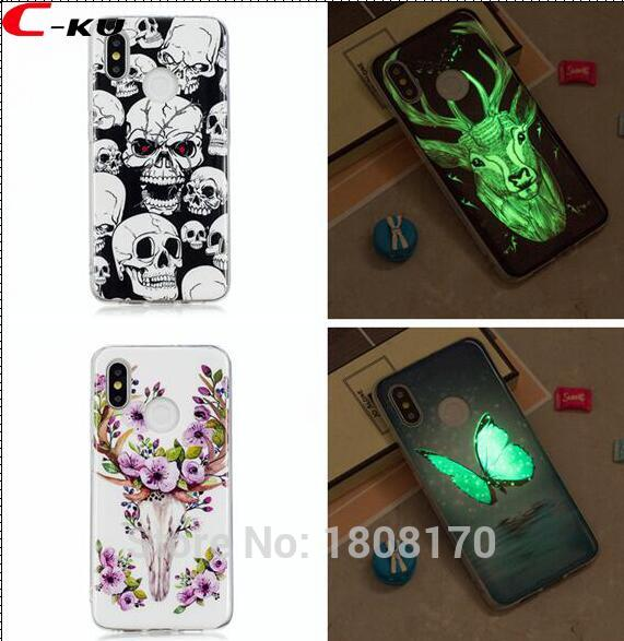 Glow in dark Soft Case