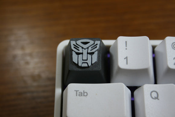 Keyboard Cap Transformers Autobots