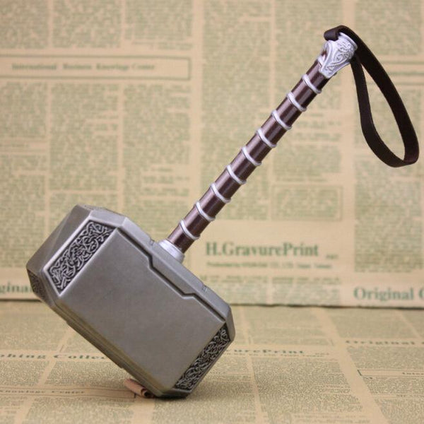Superhero Adult Hammer Collectible Replica - Made of Solid Material