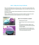 DofE Skills Course (Bronze/Silver level) - learn how to make bath bombs, soap & sugar scrubs