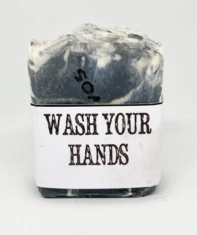 Wash Your Hands - Peppermint & Spearmint