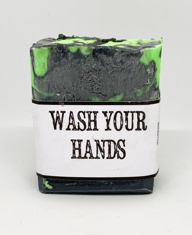Wash Your Hands - Tea Tree Oil