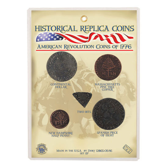 Coins of the American Revolution