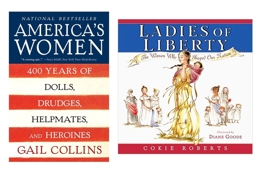 Reading Together: About Women in America