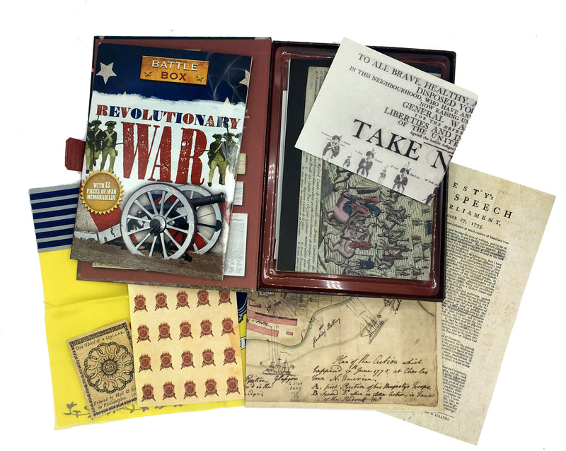 Revolutionary War Battle Box