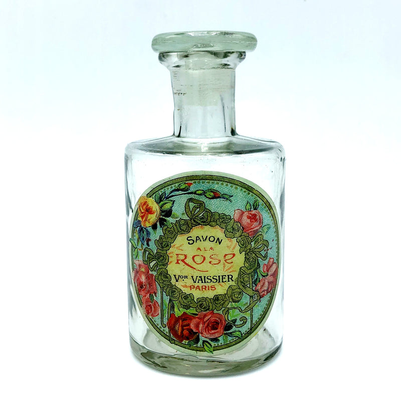 Flower in Perfume Bottle
