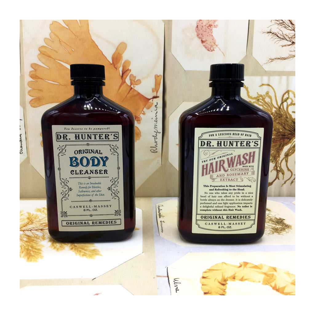 Dr. Hunter's Hair & Body Wash
