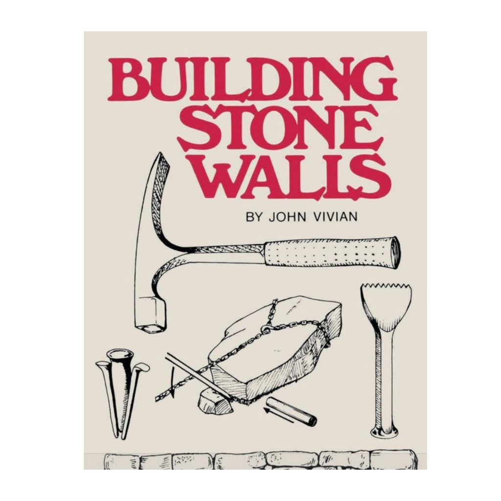 Building Stone Walls