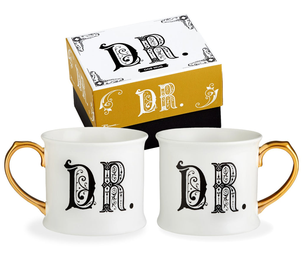 Lithographic Doctor Mug