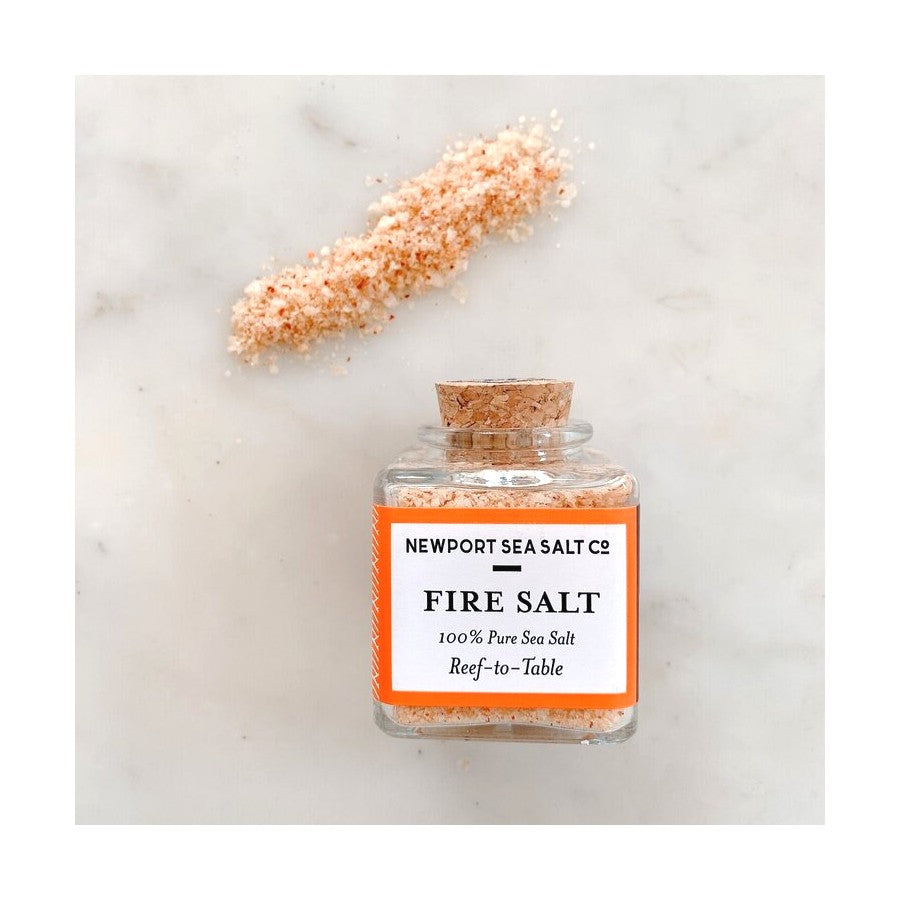 Fire, Newport Sea Salt