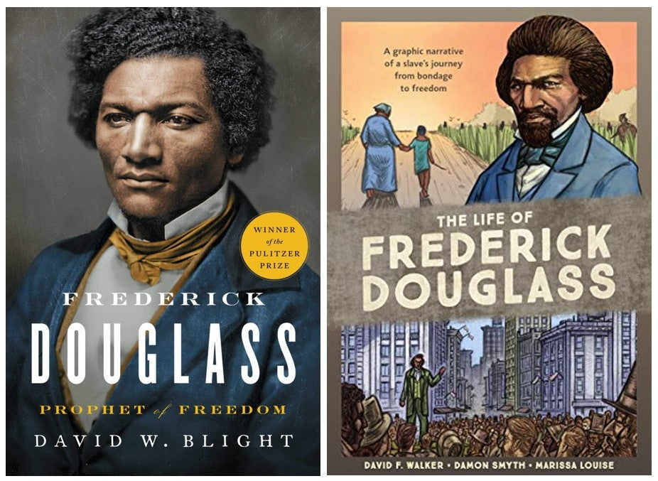 Reading Together: About Frederick Douglass