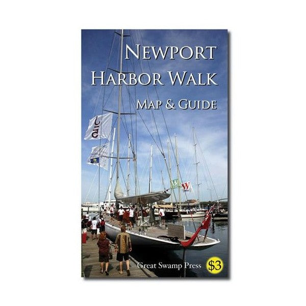 Newport Harbor Map & Guide