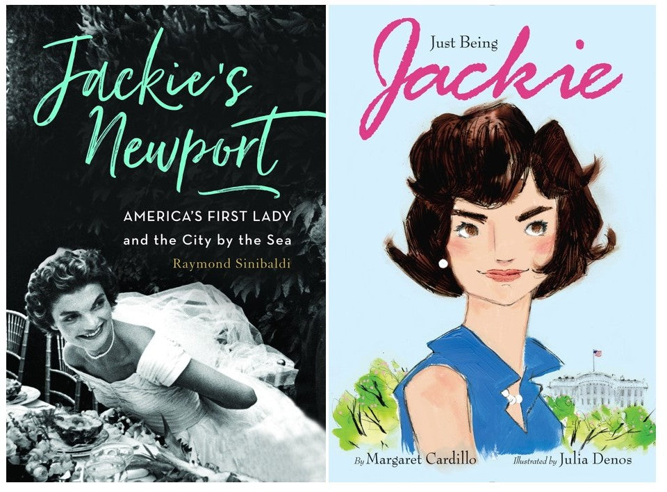 Reading Together: About Jackie Kennedy