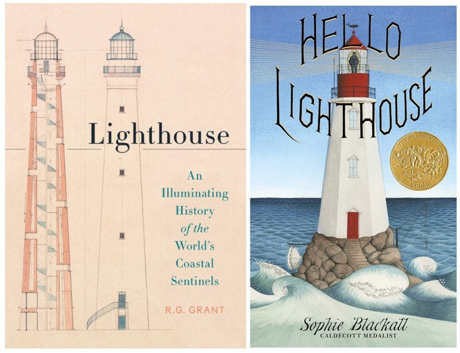 Reading Together: About Lighthouses
