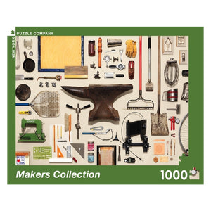 Makers Collection, 1000 Piece Puzzle