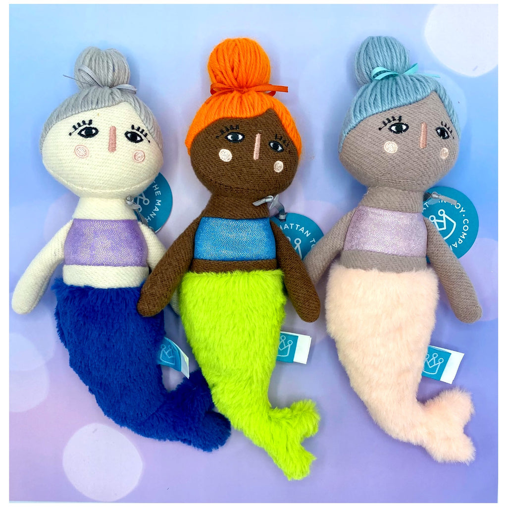 Under the Sea Mermaid Doll