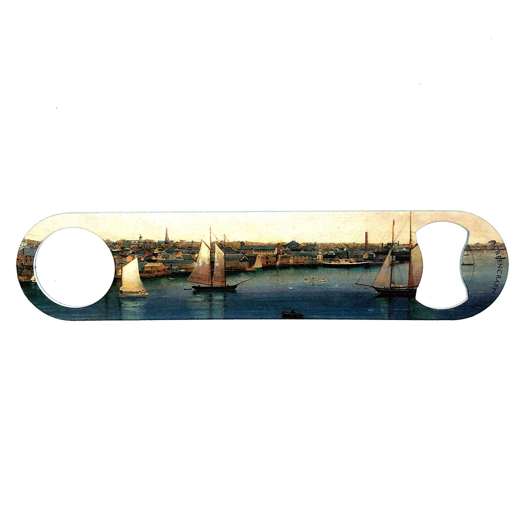 Newport Harbor Bottle Opener