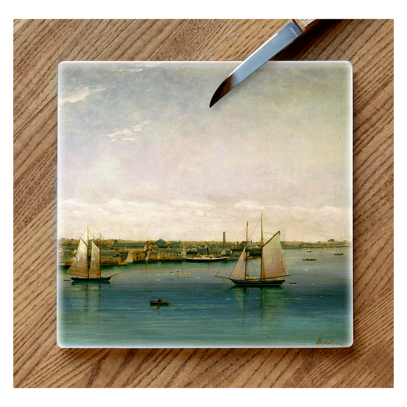 Newport Harbor Cutting Board