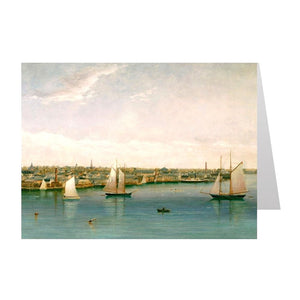 Newport Harbor Note Card Set