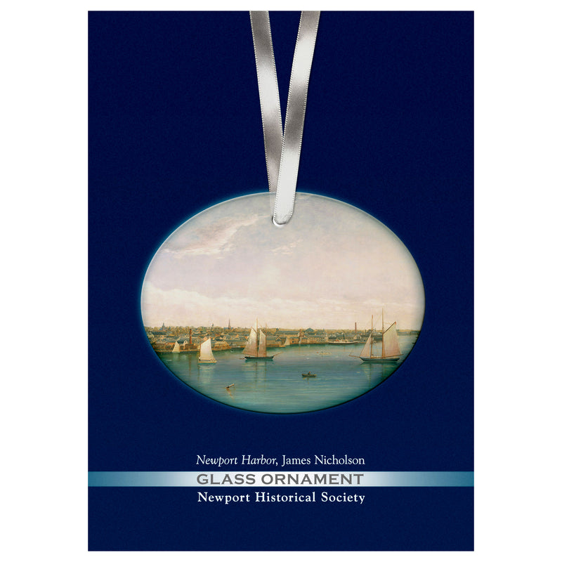 Newport Harbor Ornament